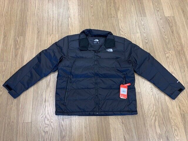 NWT Mens TNF The North Face Gatebreak 2 550-Down Insulated Hooded Jacket Black