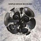 Simple Minds Bonus DVD Big Music CD