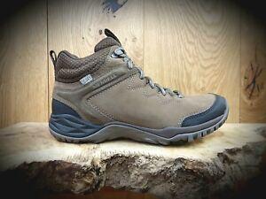 5d43f7bf539 Details about MERRELL // Siren Traveller Q2 // Womens Marron Waterproof  Shoes Boots // NEW!!!