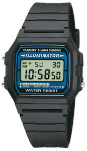 Casio Uhr F-105W-1AWYEF Casio Collection Digital-Uhr - Herne, Nordrhein Westfalen, Deutschland - Casio Uhr F-105W-1AWYEF Casio Collection Digital-Uhr - Herne, Nordrhein Westfalen, Deutschland