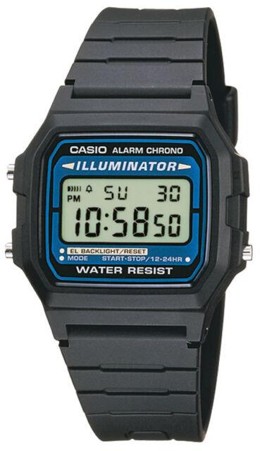 Casio Uhr F-105W-1AWYEF Casio Collection Digital-Uhr