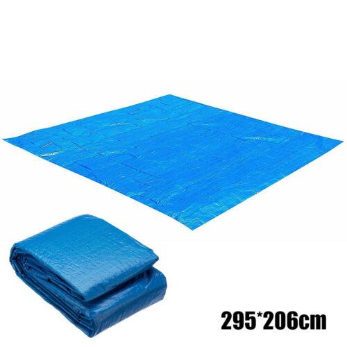 Swimming Pool Floor Protector Above Ground Cloth Tarp Square Mat Platform Pad