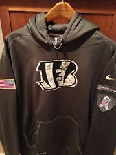 item 5 NWT Mens SMALL Cincinnati Bengals 2015 Nike Salute To Service Hoodie  S NFL -NWT Mens SMALL Cincinnati Bengals 2015 Nike Salute To Service Hoodie  S ... 3cc9f40aa