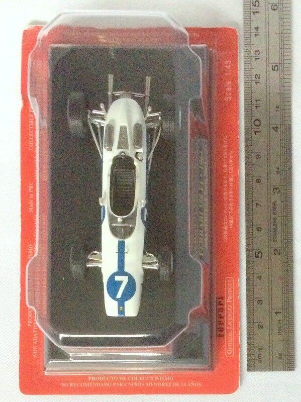 FERRARI FERRARI FERRARI 158 F1 John SURTEES 1964 - GP d'Italia 1 43 Die-cast Model IXO Hachette a6857b
