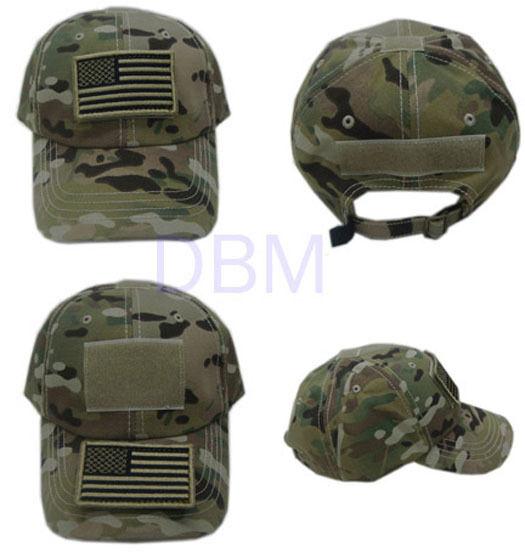 Special Force U.S Tactical Cap Multi-Cam Hat - Multi-Cam Cap 449f09