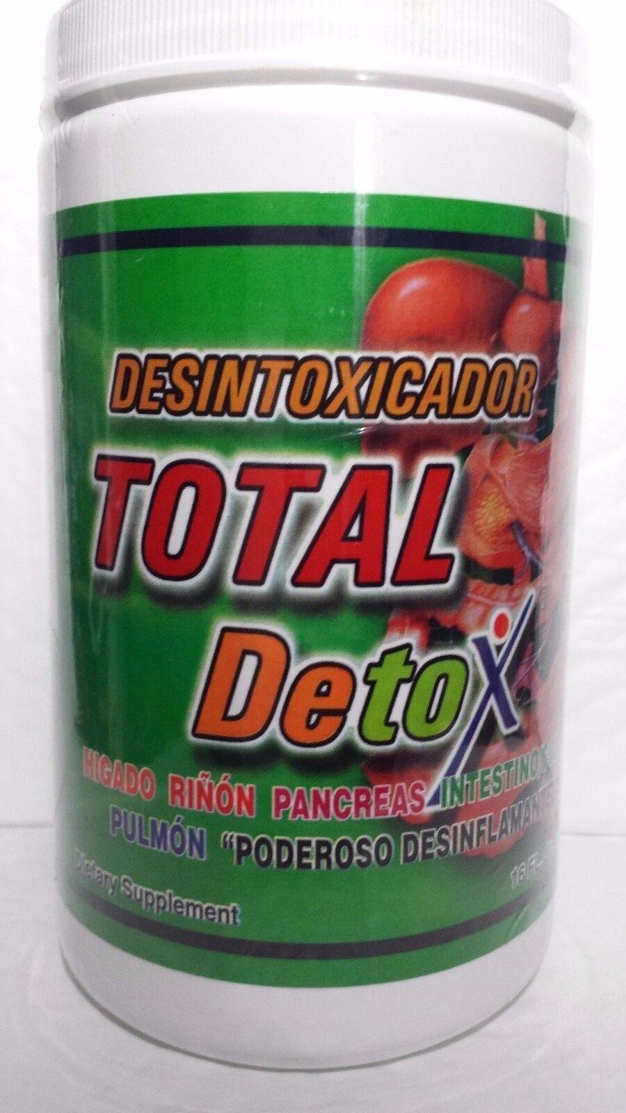 total detox desintoxicador