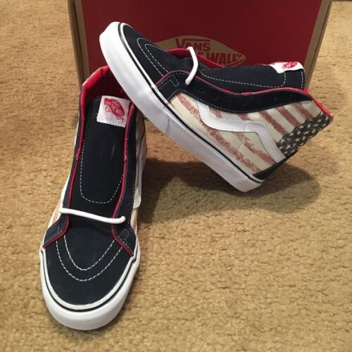 hi Vans Reissue Vn0za0gyd Sk8 Americana New Sneakers qTftvqx