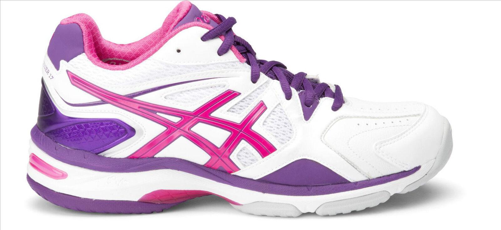 Asics Gel Netburner 17 femmes Netball Chaussures (D) (0137)