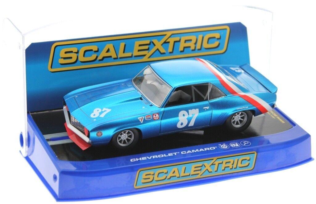 Scalextric 3430 Chevrolet Camaro 1969  | Düsseldorf Online Shop