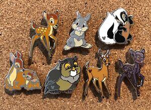Thumper 2019 Hidden Mickey Pins Wave C Bambi
