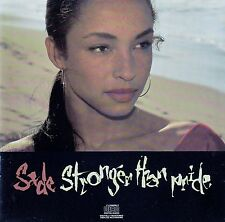 SADE : STRONGER THAN PRIDE / CD