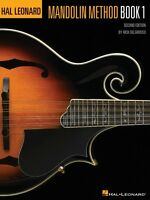 Hal Leonard Mandolin Method Sheet Music Fretted 000699296