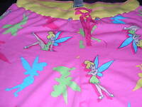Disney Tinkerbell Sleep Pants/lounge Pants L - Multi