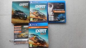 Image Is Loading Dirt Rally Legend Edition PS4 With DLC Steelbook