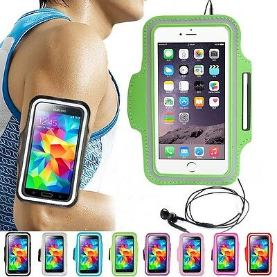 Sports Armband Gym Running Jog Case Arm Holder For Samsung Phone