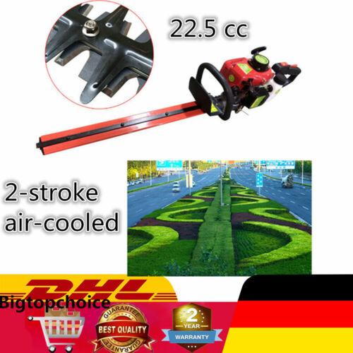 2-stroke Benzin Motor Heckenschere Heckentrimmer Strauchschere Gartenschere