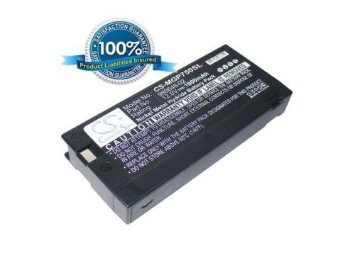 12.0 V Batería Para Trimble 17466, 4700, Pro Xr, Geo Explorer Ii, Geo Explorer 2,