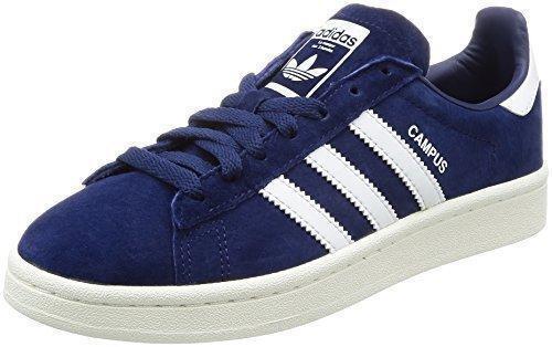 Mens Adidas Campus Blue Trainers BZ0086