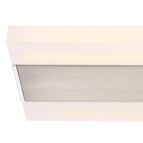 Luxus LED Decken Leuchte Ess Zimmer Beleuchtung Küchen Strahler ALU Flur Lampe