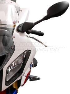 Mirror extension BMW S 1000 RR from yr 10 Widening Motorcycle SWMotech NEW