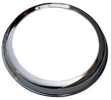 Lucas style L594 / L488 lamp chrome retaining rings