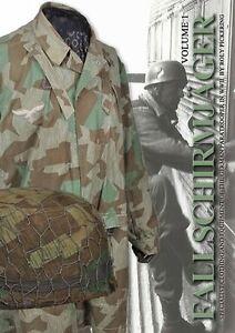 Fallschirmjager-Volume-1-German-Paratrooper-Equipment-Roly-Pickering-Book-WW2