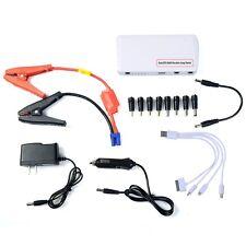 15000mAh Mini Portable Jump Starter Car Battery Charger Power Bank LED Light 12V