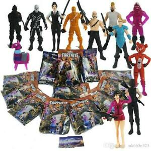 Fortnite-11cm-tall-Action-figures-Pack-Random-character-pack-Cake-toppers