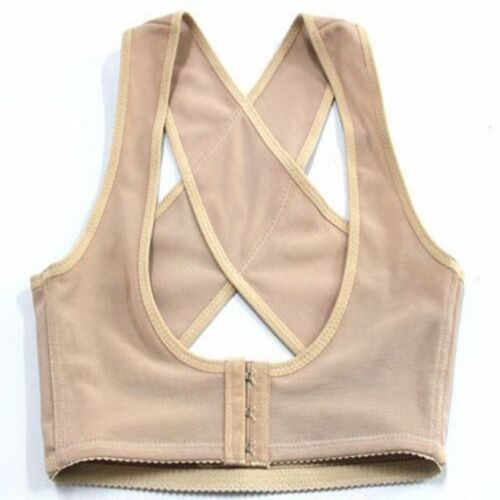 Pro Girl/'s Breast Bust Push Up Enhancer Bra Support Posture Corrector New 8C
