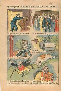 Humour-Maladie-Guillotine-Police-Policier-Rouleau-Compresseur-Neurasthenie-1931