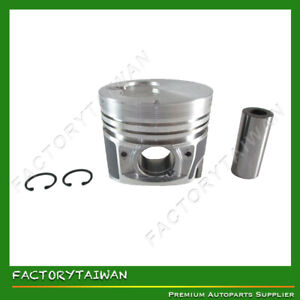 Pistons Set STD ISUZU 3LD1 (100% TAIWAN MADE) x 1 PCS