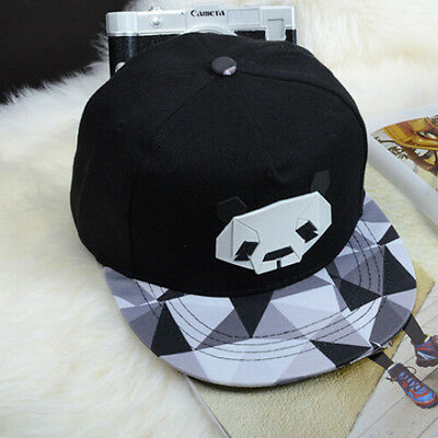 Men's Fashion bboy brim adjustable baseball cap snapback hip-hop hat