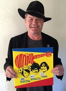 MICKY-DOLENZ-DIRECT-TO-YOU-THE-MONKEES-2013-TOUR-BOOK-SIGNED-AUTOGRAPHED-2U