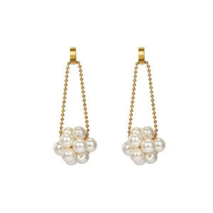 AMAZING-FAUX-PEARL-DANGLING-EARRINGS-CELINE