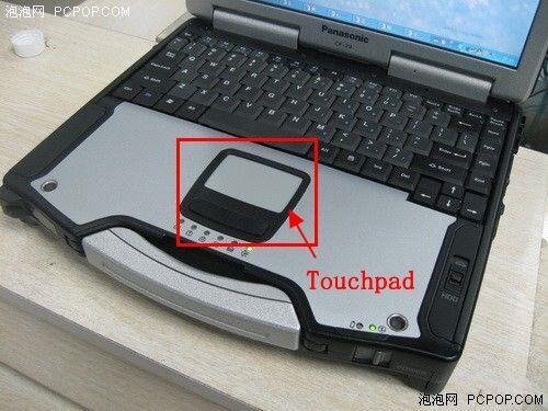 Original Panasonic Toughbook  Touchpad kit for CF-19 CF-29 CF-30 CF-31