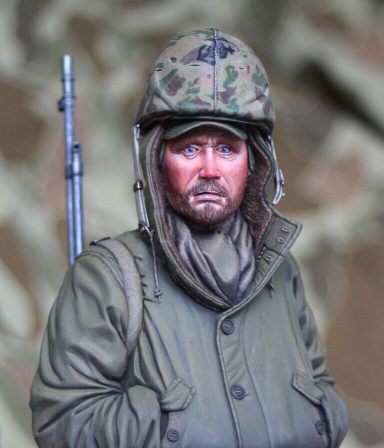 Recon Productions USMC BAR gunner Chosin Korea 1 9th Unpainted bust Kit