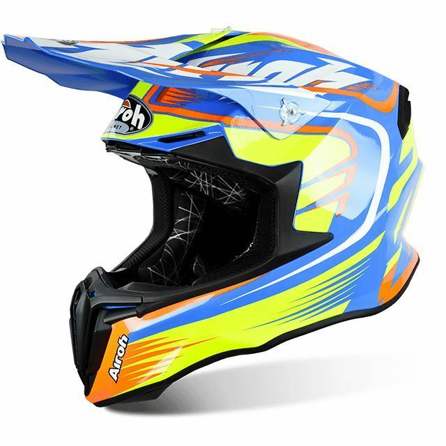 OnlineEbay Helmet Airoh Mix Off Xs For Twist Gloss Twmx18 Road Sale Rj45AL