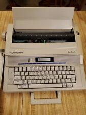 Smith Corona Wordsmith Ka13 Word Processortypewriter Used With Manual