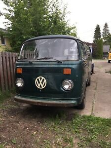 1977 VW Bus Project