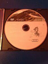 Audi Navigation plus (RNS-E) DVD Sat Nav Disc - Version 2014 West A3 A4 A6 TT