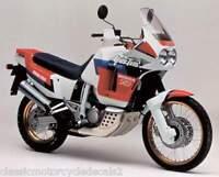 HONDA AFRICA TWIN XRV750 RESTORATION DECAL SET 5