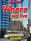 Where We Live: Places/Settlement by Brian Knapp (Paperback, 2011)