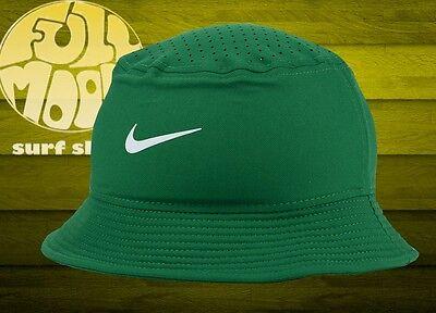 28fac1e8c62 New Nike Vapor Green Bucket Dri-Fit Cap Hat