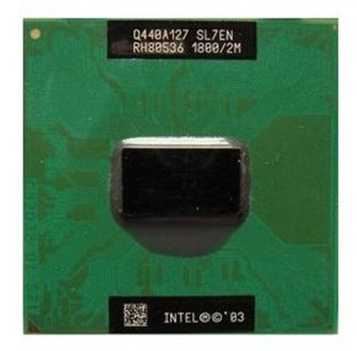 Intel Pentium M 745 PM745 SL7EN 1.8//2M//400 Socket 479 CPU RH80536GC0332M