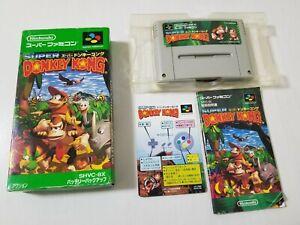 Nintendo Super Famicom Super Donkey Kong Country Japan 0329A10