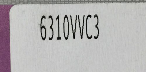 NSK 6310-VVC3E AS2S Deep Groove Bearing New Fresh Stock 502
