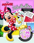 Disney Minnie - Fabelhafter Anziehpuppen Stickerspaß (2014, Taschenbuch)