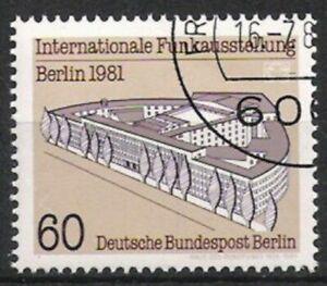 Infatigable Berlin Nº 649 Exposition Internationale 1981, Estampillé-g 1981, Gestempeltfr-fr Afficher Le Titre D'origine Quell Summer Soif