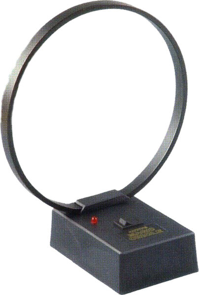 Adaptable Active Magic Circle Mobile Tv Antenna Aerial