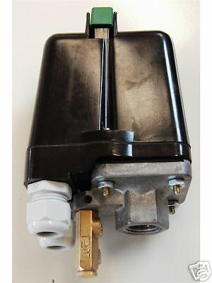 versch CONDOR Druckschalter Baureihe MDR 5 mit Membrane für Kompressoren Typen